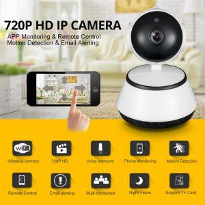 V380 WiFi Smart Net Camera - White